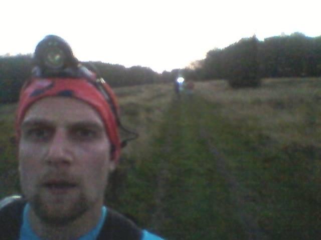 W biegu 36 km